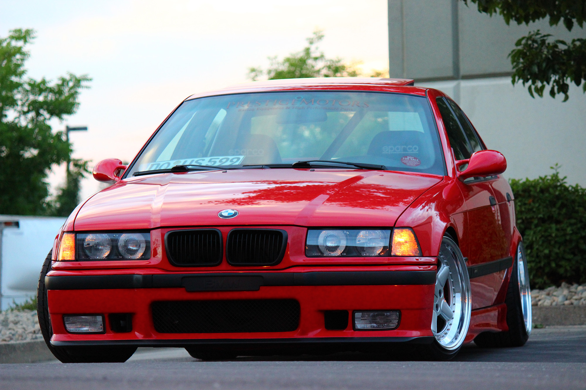 1998 Bmw E36 M3 Sedan Prestige Motors