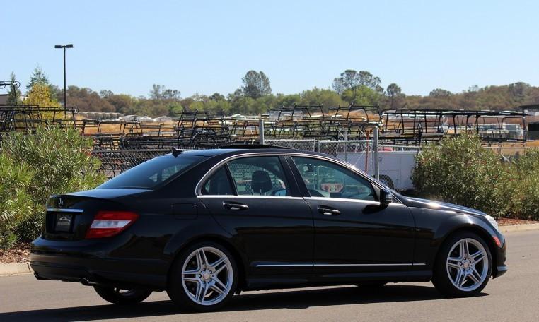 Prestige motors pre owned 2010 mercedes benz c300 sport for Mercedes benz el dorado hills inventory